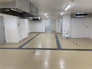 福祉施設厨房改修工事